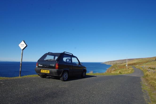 Classic Fiat Panda NC500